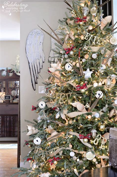French Country Cottage Style Decorating - my hunt country aka inspired by ralph lauren christmas tree celebrating everyday life with
