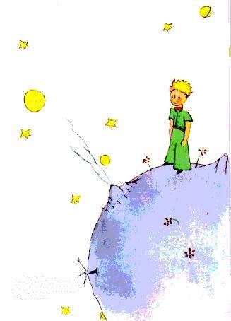 libro le prince de la le petit prince chapitre 3