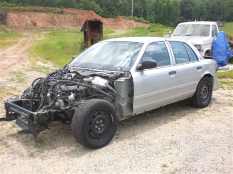 buy car manuals 2010 ford crown victoria on board diagnostic system find used 2010 ford crown victoria police interceptor parts car in blairsville georgia united