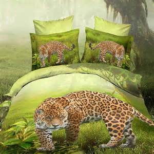jungle bedding 3d bedding animal jungle panther home furnishings ideas