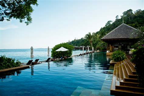 pangkor laut resort hotel  malaysia thousand wonders