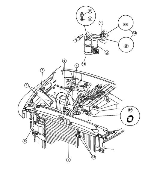 1997 dodge ram 2500 diesel parts 1997 dodge ram 2500 plumbing air conditioning diesel engine
