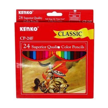 Pensil Warna Joyart 12 Warna Cp Ja12pb kenko blibli