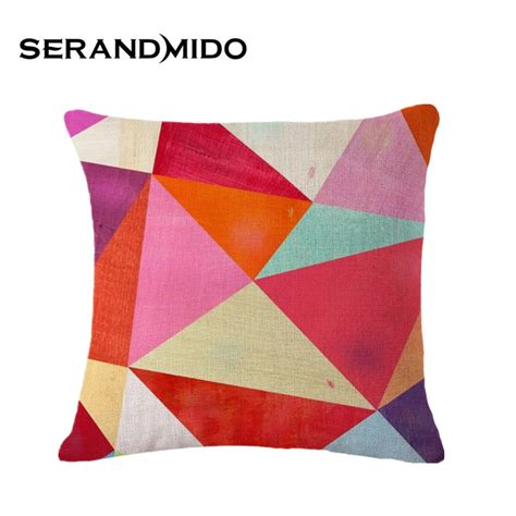 Bright Colored Pillows by Get Cheap Bright Colored Pillows Aliexpress