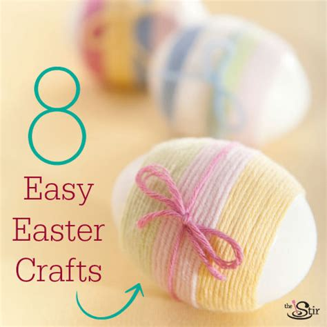 easy religious crafts 8 easy easter crafts for the stir