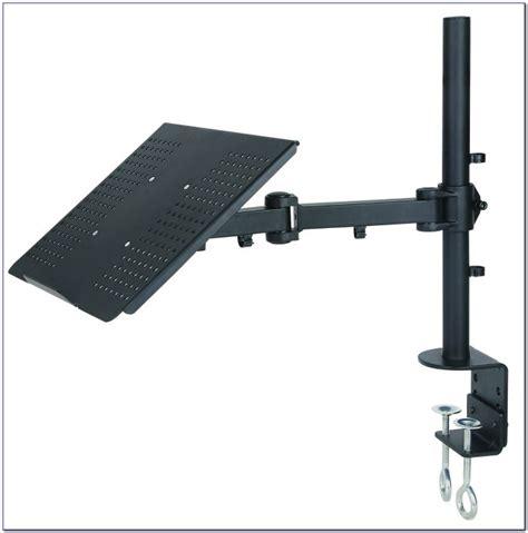 Desk Mount Laptop Stand Laptop Notebook And Monitor Desk Mount Stand Desk Home Design Ideas Kvnd5zld5w83115