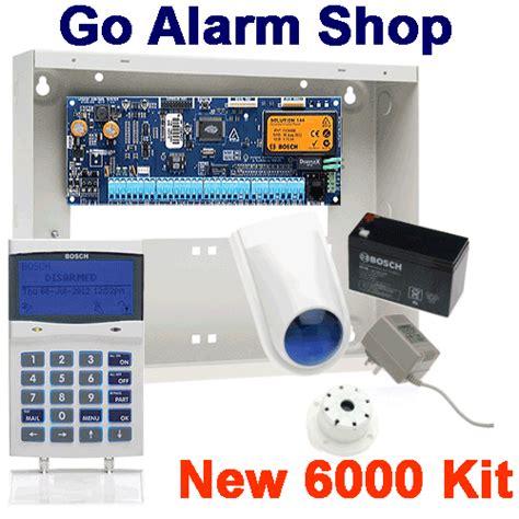 Alarm Bosch bosch 6000 alarm kit go alarm shop