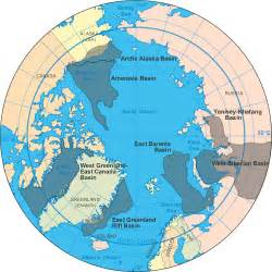 Where Is The Arctic Ocean Located On A World Map by Where Is The Arctic Circle On The World Map Galleryhip