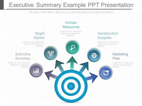 Executive Summary Executive Summaryin Search Of A New Executive Summary Template Powerpoint