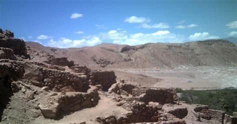 desierto heroico el pukara de quitor