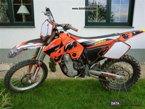 2003 Ktm 525sx 2003 Ktm Sx525