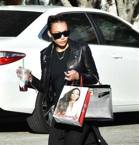 andy lecompte hair salon in west hollywood naya rivera leaves andy lecompte salon in west hollywood