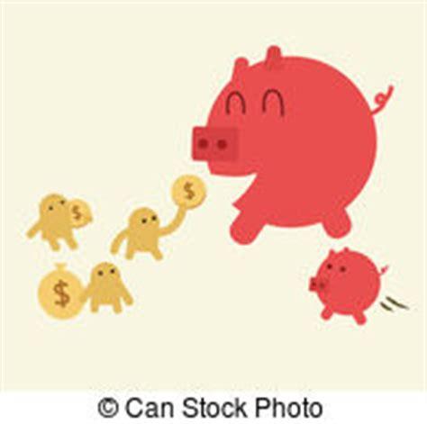 alimentazione maiale bonuses illustrazioni e clipart 10 559