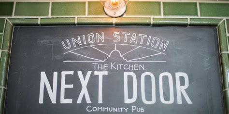 The Kitchen Next Door the kitchen next door union station weddings