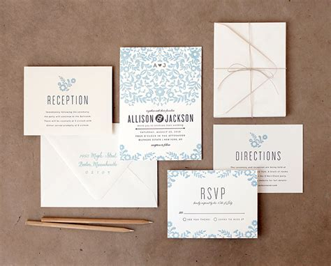 New Luxurious Wedding Invitations from Minted   Snippet