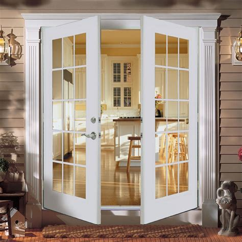 Should Exterior Doors Swing In Or Out Shop Reliabilt 174 5 Reliabilt Patio Door Wind Code