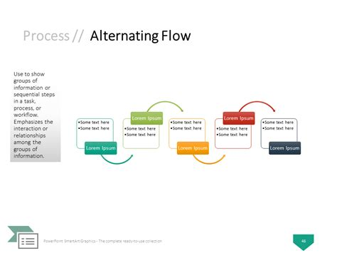 basic chevron process smartart related keywords basic