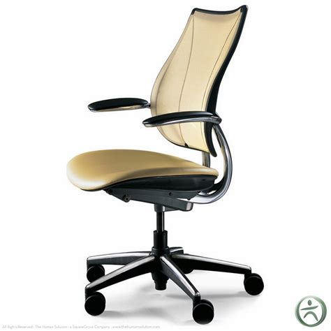 Humanscale Liberty Chair by Why I Sit In A Humanscale Liberty Chair