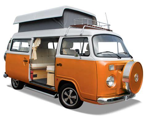 Retro Camper by The Vw T2 From Danbury Motorcaravans