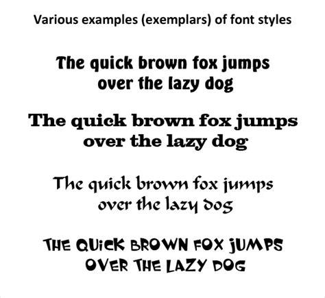 Font Letter Sle Sentences Exemplar Educate Autism