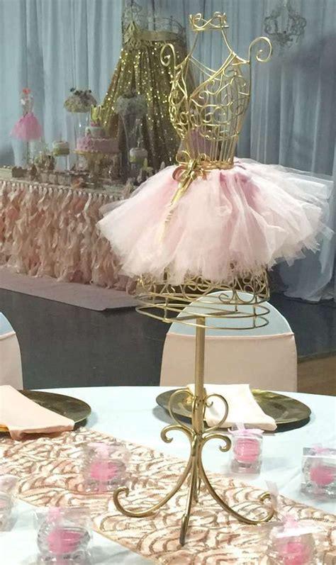 Ballerina Baby Shower Centerpieces by 25 Best Ideas About Ballerina Baby Showers On Tutu Theme Baby Shower