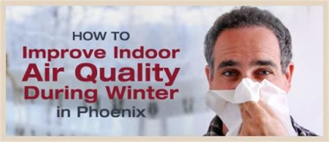 how to improve indoor air quality during winter in