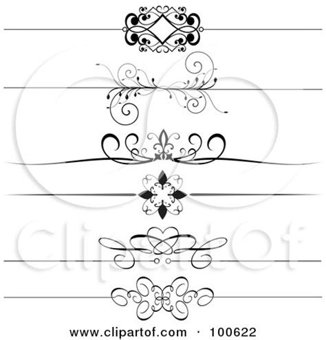 header design rules royalty free rf clipart illustration of a beautiful