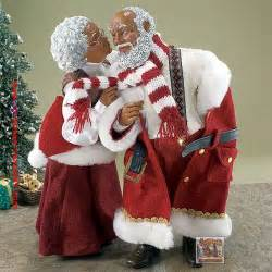 charming mr mrs claus cross cultural christmas pinterest