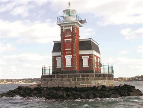 Lighthouse House Plans See Stepping Stones Lighthouse Up Close Great Neck Record