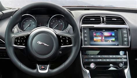 jaguar xe yollara cikmaya hazir log