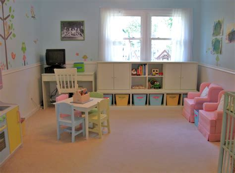 Decorating Ideas Playroom A Playroom Update For Toddlers To Big