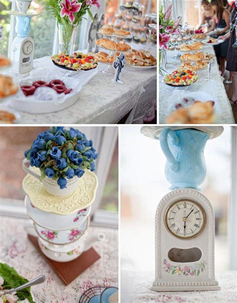 Tea Bridal Shower Ideas by Wedding Shower Bridal Shower Themes