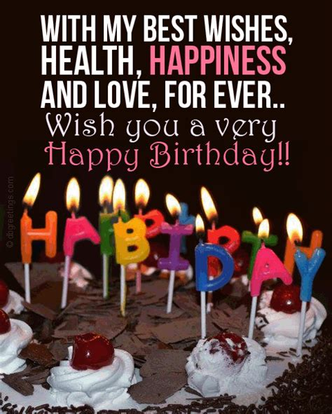 Birthday Wishes For Health And Happiness Best Wishes Happy Birthday Dear Friend May Your Gifts Be