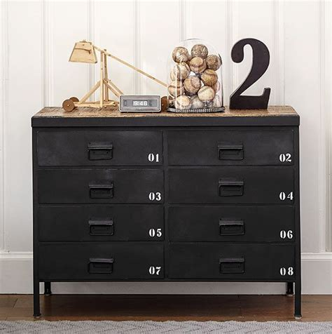 Dresser Ind by Pottery Barn Industrial Dresser Knock 187 Colour