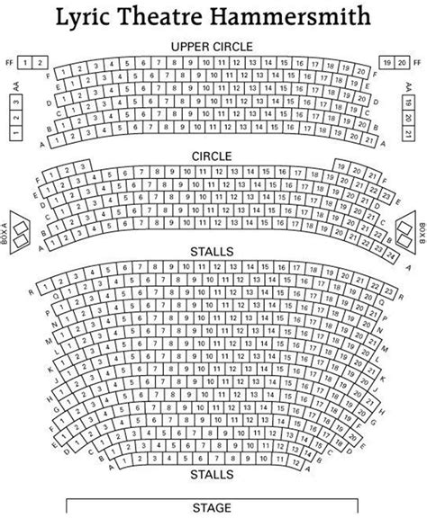lyric theatre floor plan 28 lyric theatre floor plan jason mraz platinum