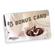 Macaroni Grill Gift Card Bonus - 5 macaroni grill bonus card on mycokerewards who said nothing in life is free