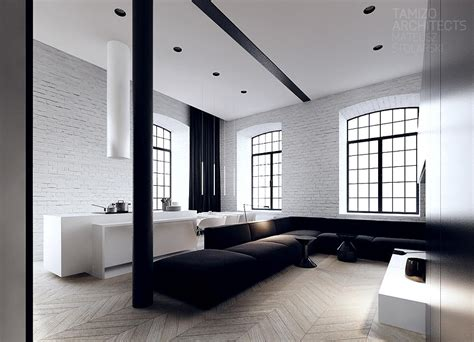 black and white interior design interior design in black white