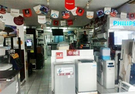 list toko elektronik tangerang tangsel service sales