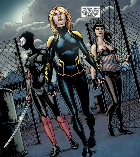 Dc Bust Black Canary image black canary prime earth 0009 jpg dc database fandom powered by wikia