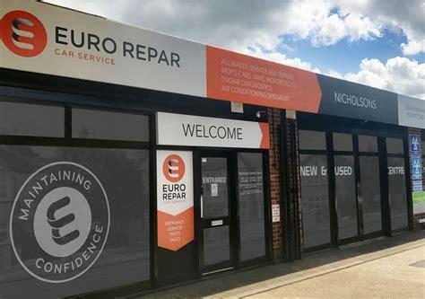 Motor Trade News Uk by Nicholson S Bring Psa S Euro Repar To Uk Motor Trade News