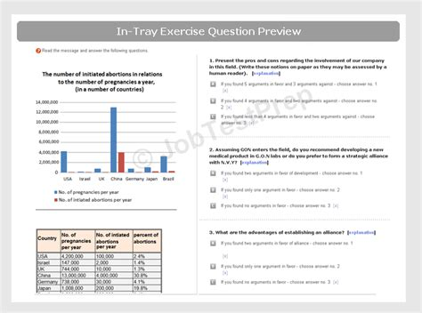 Report Writing Exercises by Written Exercises The Complete Preparation Jobtestprep
