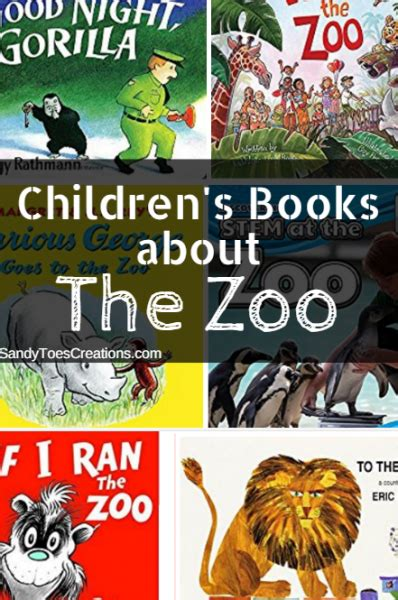 through with the zoo books go to the zoo in these books parent guide