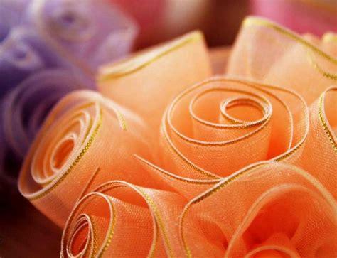 Bunga Artificial Mawar Sutera soscilla apa itu kain organdi organza