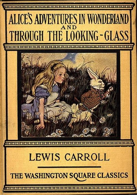 adventures in through the looking glass books s adventures in and through the looking