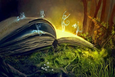 libro el bosque zorros m 225 gicos bailando sobre un libro en el bosque 70427