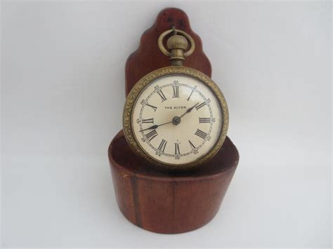 western clock mfg co pocket collectors weekly