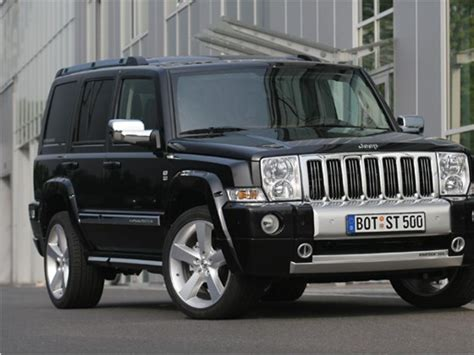 Jeep Commander Size Jeep Commander 8 High Quality Jeep Commander Pictures