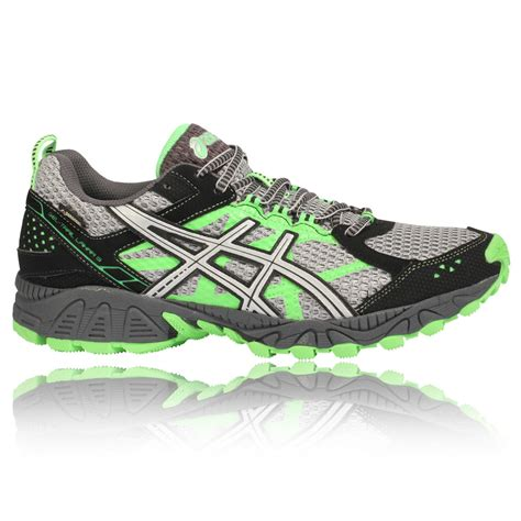 tex running shoe asics gel trail lahar 5 tex trail running shoes 35