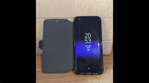 Casing Untuk Samsung S8 3 Custom Cover tech21 evo wallet for samsung s8 review