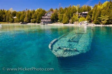 Sweepstakes Shipwreck - sweepstakes shipwreck lake huron ontario canada photo travel idea canada